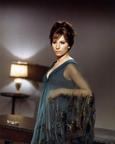 This is an image of Photograph & Poster of Barbra Streisand 289543