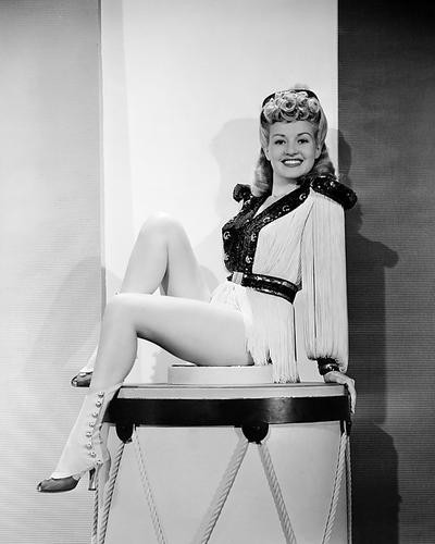 This is an image of Photograph & Poster of Betty Grable 197522