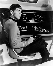 This is an image of Photograph & Poster of Leonard Nimoy 197544