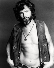 This is an image of Photograph & Poster of Kris Kristofferson 197816