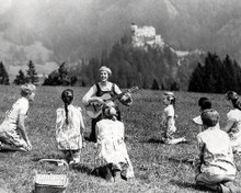 This is an image of Photograph & Poster of The Sound of Music 197822