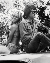 This is an image of Photograph & Poster of Dirty Mary Crazy Larry 197929