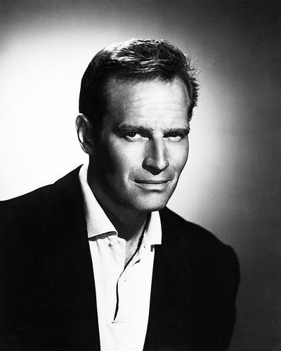 This is an image of Photograph & Poster of Charlton Heston 197948