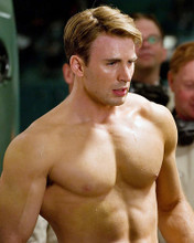 This is an image of Photograph & Poster of Chris Evans 289575