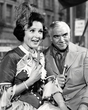 This is an image of Photograph & Poster of Betty White and Lorne Greene 198030
