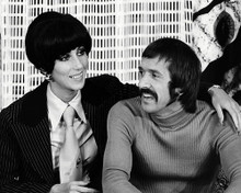 This is an image of Photograph & Poster of Sonny and Cher Comedy Hour 198209