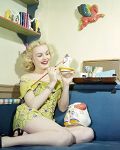 This is an image of Photograph & Poster of June Haver 289609