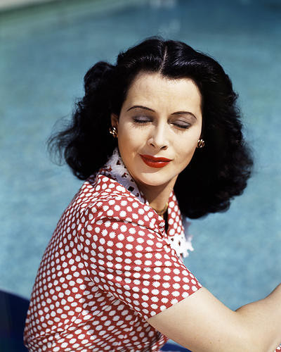 This is an image of Photograph & Poster of Hedy Lamarr 289625