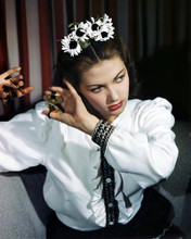 This is an image of Photograph & Poster of Yvonne De Carlo 289639