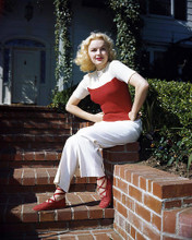 This is an image of Photograph & Poster of June Haver 289641