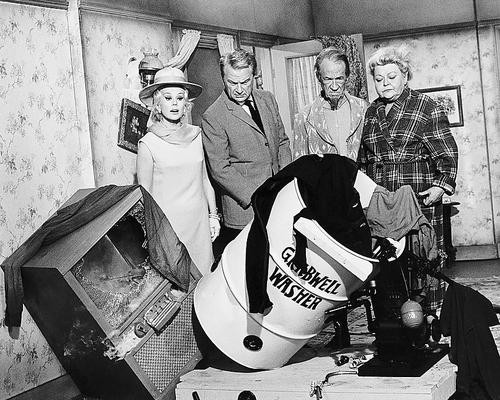 This is an image of Photograph & Poster of Green Acres 197971