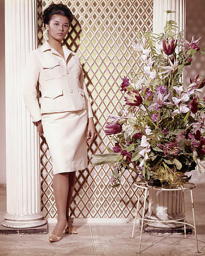 This is an image of Photograph & Poster of France Nuyen 289722