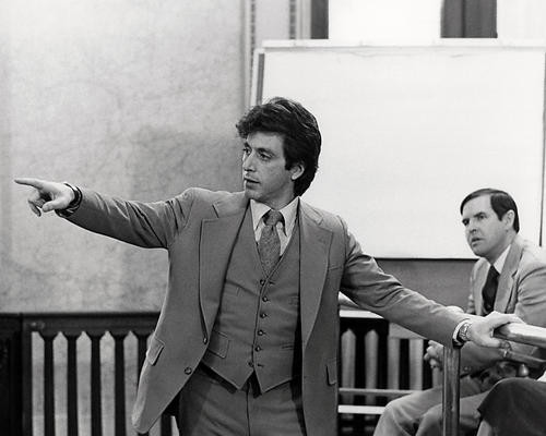 This is an image of Photograph & Poster of Al Pacino 198300