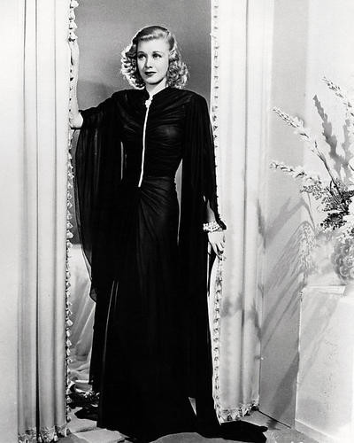 This is an image of Photograph & Poster of Ginger Rogers 198606