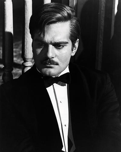 This is an image of Photograph & Poster of Omar Sharif 198377