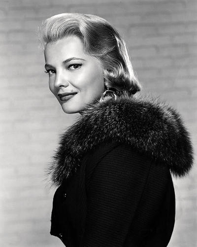 This is an image of Photograph & Poster of Gena Rowlands 198615