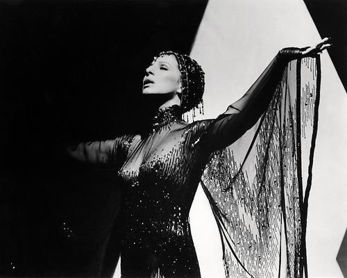 This is an image of Photograph & Poster of Barbra Streisand 198445