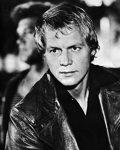 This is an image of Photograph & Poster of David Soul 198323