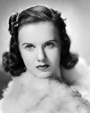 This is an image of Photograph & Poster of Deanna Durbin 198451