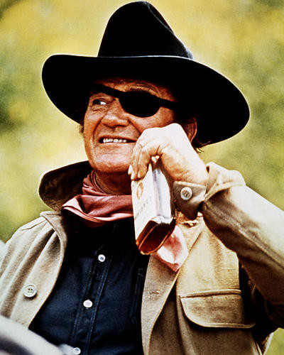 This is an image of Photograph & Poster of John Wayne 289980