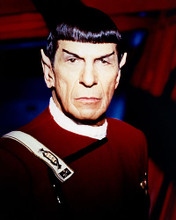 This is an image of Photograph & Poster of Leonard Nimoy 290002