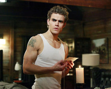 This is an image of Photograph & Poster of Paul Wesley 289903
