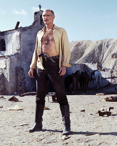 This is an image of Photograph & Poster of Lee Van Cleef 290215
