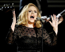 This is an image of Photograph & Poster of Adele 289918