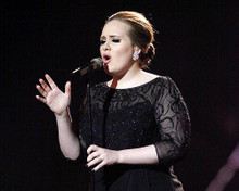 This is an image of Photograph & Poster of Adele 289934