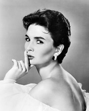 This is an image of Photograph & Poster of Jean Simmons 199455