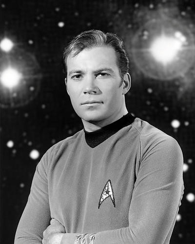 This is an image of Photograph & Poster of William Shatner 199018