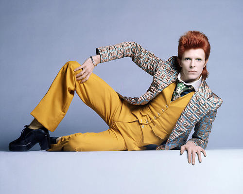 This is an image of Photograph & Poster of David Bowie 290066