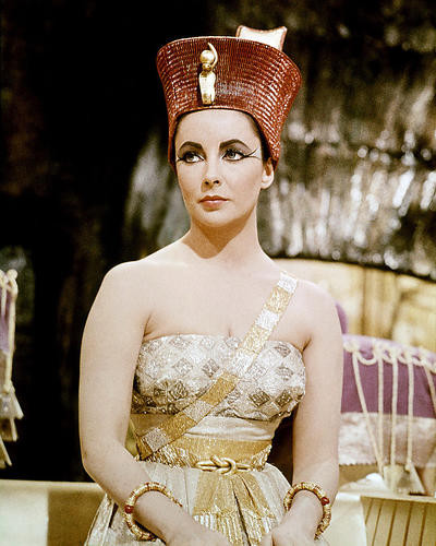 This is an image of Photograph & Poster of Elizabeth Taylor 290109