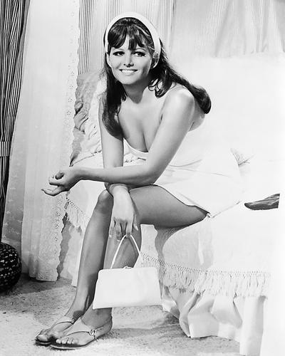 This is an image of Photograph & Poster of Claudia Cardinale 198896