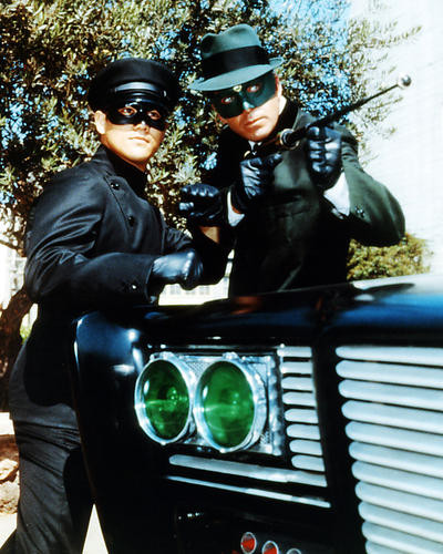 This is an image of Photograph & Poster of The Green Hornet 290131