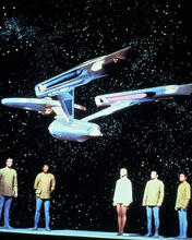 This is an image of Photograph & Poster of Star Trek the Motion Picture 290240