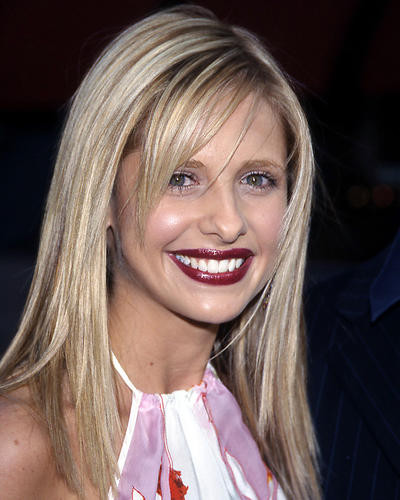 This is an image of Photograph & Poster of Sarah Michelle Gellar 290293