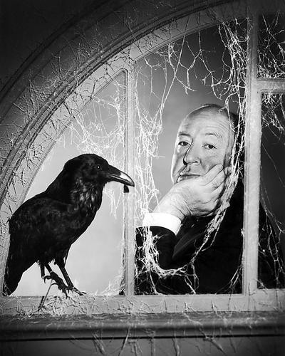This is an image of Photograph & Poster of Alfred Hitchcock 199277