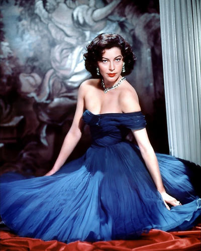 This is an image of Photograph & Poster of Ava Gardner 290928
