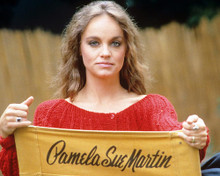 This is an image of Photograph & Poster of Pamela Sue Martin 290945