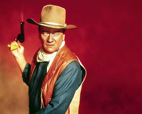 This is an image of Photograph & Poster of John Wayne 290950