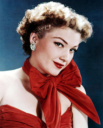 This is an image of Photograph & Poster of Anne Baxter 290991