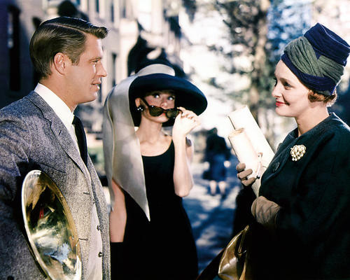 This is an image of Photograph & Poster of Breakfast at Tiffany's 290981
