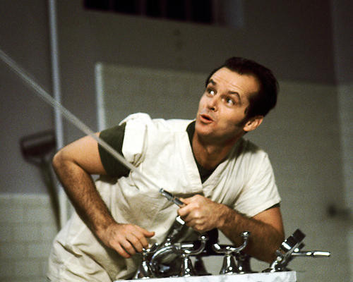 This is an image of Photograph & Poster of Jack Nicholson 290984
