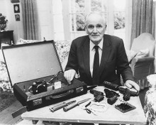 This is an image of 170734 Desmond Llewelyn Photograph & Poster