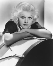 This is an image of 171172 Jean Harlow Photograph & Poster