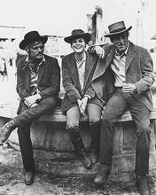 This is an image of 171640 Butch Cassidy and the Sundance Kid Photograph & Poster