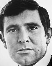 This is an image of 172081 George Lazenby Photograph & Poster