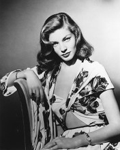 This is an image of 172137 Lauren Bacall Photograph & Poster