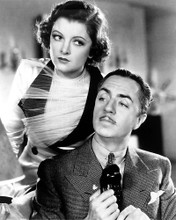 This is an image of 173654 The Thin Man Photograph & Poster